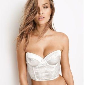 Victoria's Secret Bustier Corset Bra
